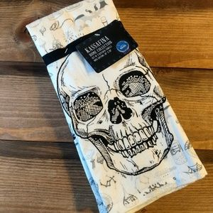 Other - Pair of Halloween Kitchen Towels